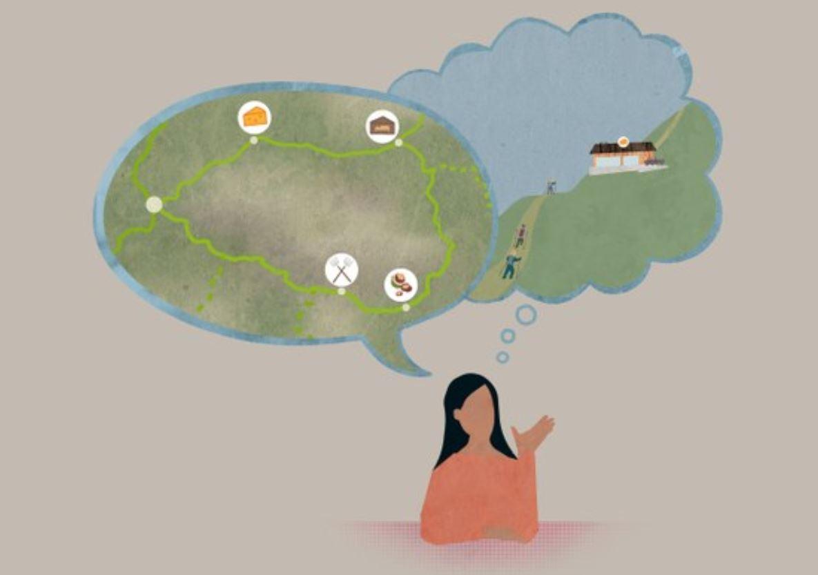 Internationaler Tag der Berge – Interaktive Karte «Re-Imagine Alps» der CIPRA