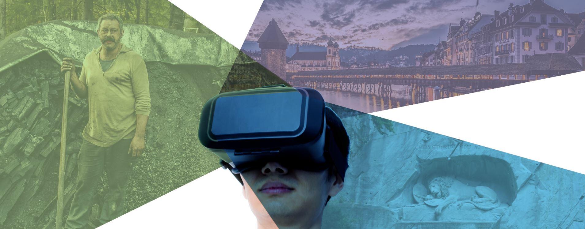 Kulturerbe interaktiv – Romooser Köhlerei als 360°-Film?