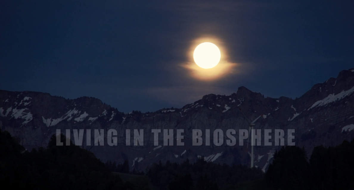 Film-Trailer «Living in the Biosphere»