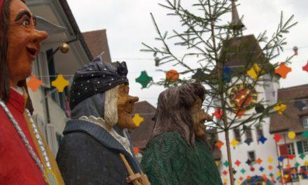 Wenn die Napfgeister Ferien machen – Fasnacht im Luzerner Hinterland