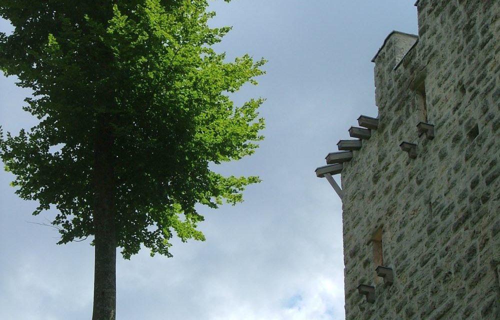 Kastelen: «Auferstandenes Wahrzeichen des Luzerner Hinterlandes»