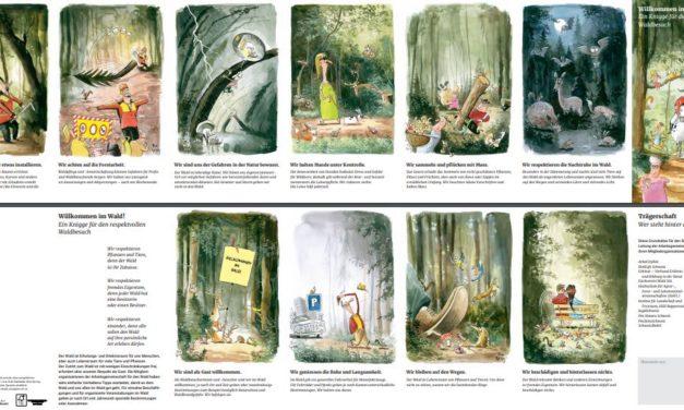 Wald-Knigge – Internationaler Tag des Waldes