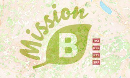 «Mission B»: Wo werden neue biodiverse Flächen geschaffen?