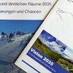 «Vision 2035» der SAB für die Berggebiete und die ländlichen Räume