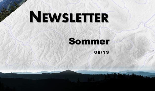 Newsletter 08/19