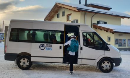 Der Schneetourenbus startet in die zweite Saison – auch im Napfgebiet