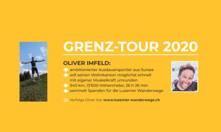 Grenz-Tour Luzern in 2 Tagen