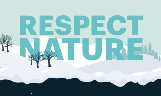 RESPECT NATURE: Tipps für respektvolle Naturerlebnisse