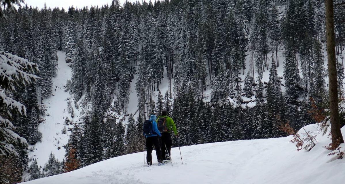 How to #keepwild: Worauf es bei Wintertouren ankommt