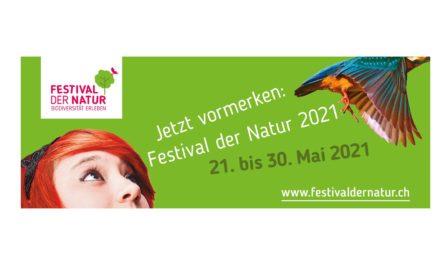 Festival der Natur 2021 (Grossdietwil, Zell, Ettiswil, Romoos)